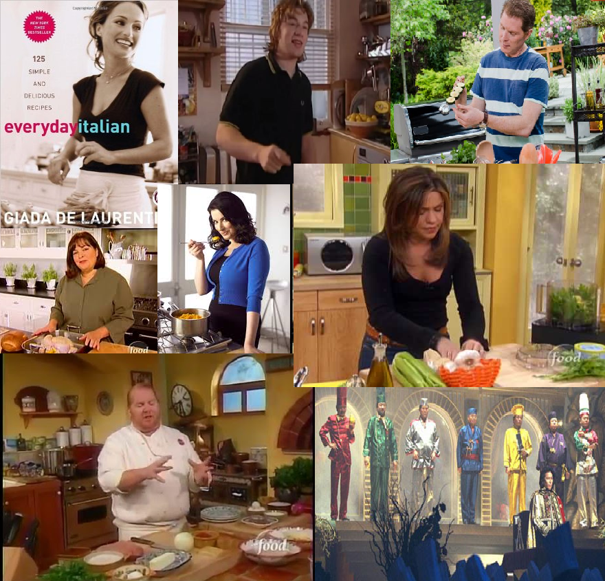 Daily Gluttony School Food Network Shows Seared Shameless Day Casual